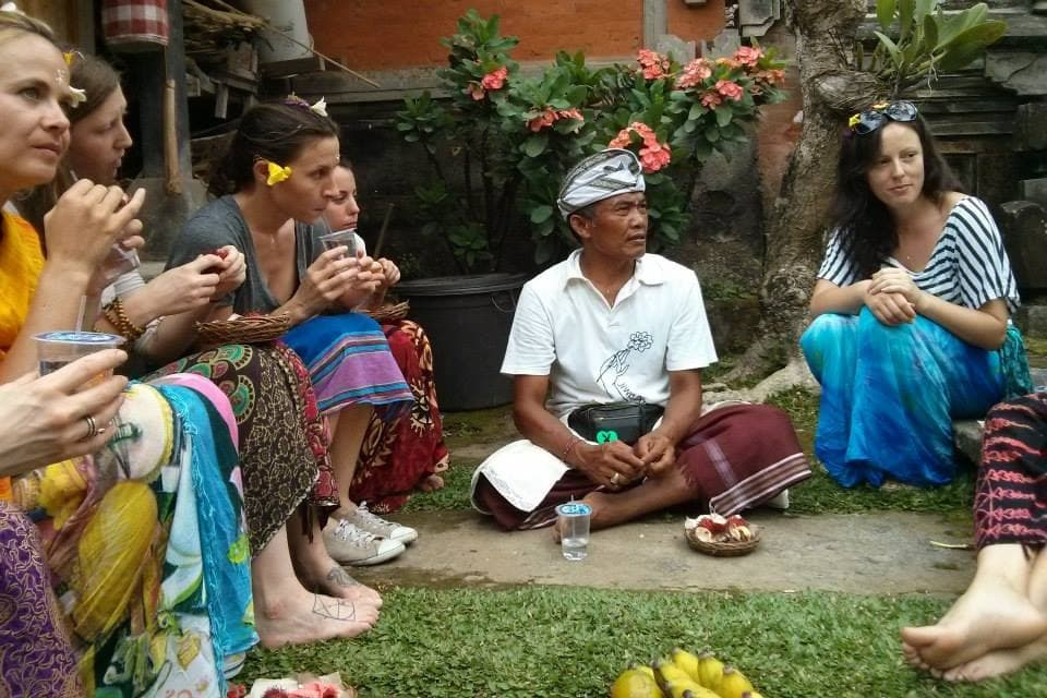 Formation de yoga a Bali