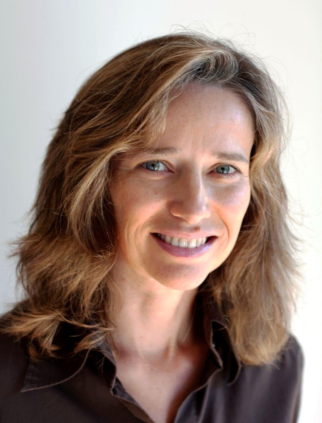 Portrait d'Isabelle Pécheux