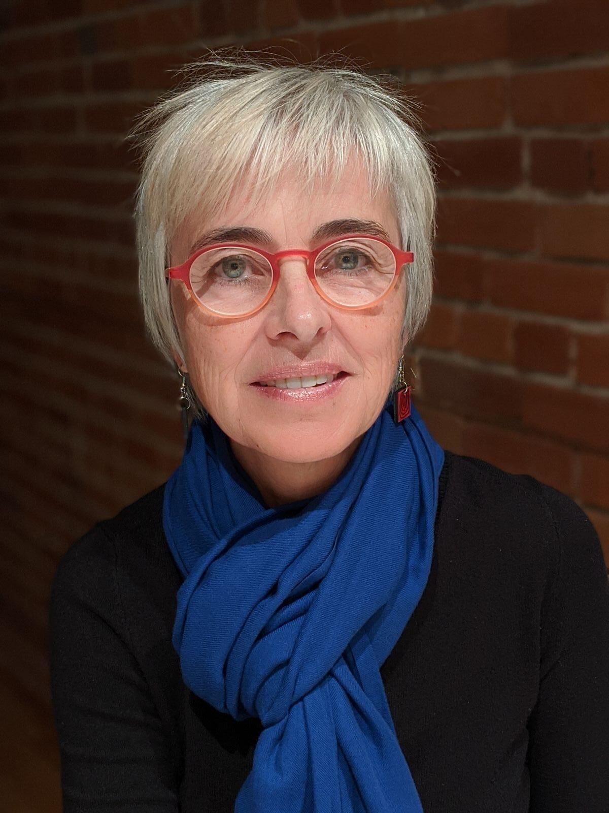 Portrait de Sylvie Fortin, spécialiste de la danse