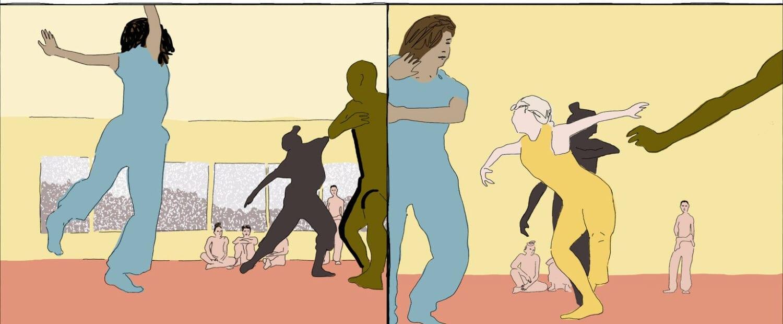 danse harcèlement
